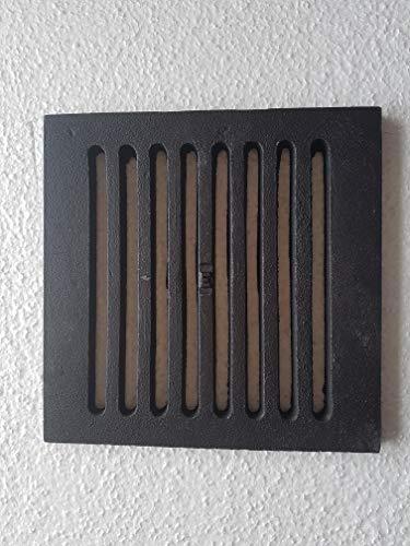 Kaminrost ca. 21,5 x 21,5 cm für Kamineinsätze von Spartherm Leda Hajduk.