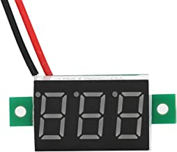 Accurate 0.36 Inch DC Voltmeter, Voltmeter, For Measure Voltage Measure DC Voltage Industry Factory