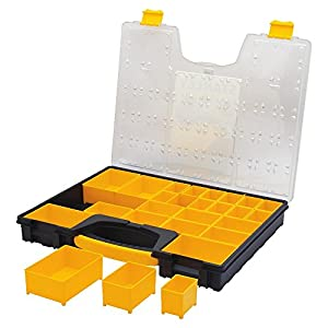 Stanley 014725 25-Removable Compartment Professional Organizer