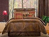 Victor Mill Gatlinburg King Size Comforter Set