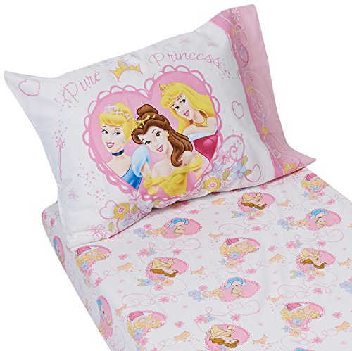Disney Princess Castle Dreams 2-Piece Sheet Set (Toddler Bed)