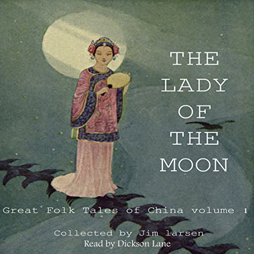 The Lady of the Moon cover art