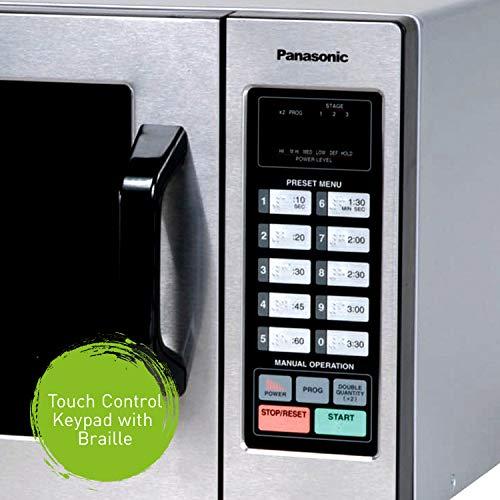 Four à Micro-Onde Commercial Panasonic - Modèle NE-1025F - 4