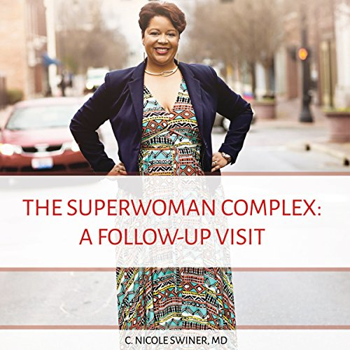 The Superwoman Complex audiobook cover art