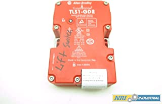 ALLEN BRADLEY 440G-T27174 TLS1-GD2 GUARDMASTER SAFETY SWITCH SER E D571904