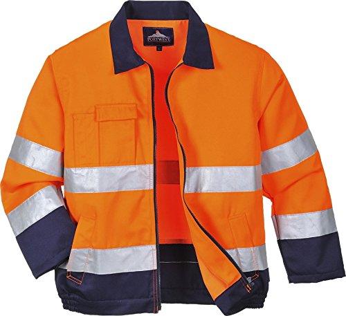 Portwest TX70 - Lyon alta visibilidad chaqueta, color, talla XL