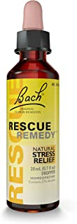(20ml) - Nelsons Bach Rescue Remedy Dropper 20ml