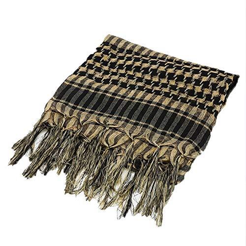 1 x sjaal van dik PVC, voor heren en dames, winddicht, winddicht, voor de winter.