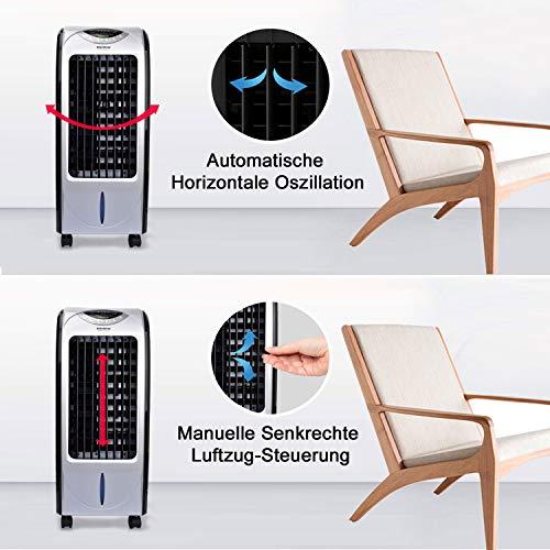 Boomersun LED 7l-Luftkühler & Luftbefeuchter Erfahrungen & Preisvergleich