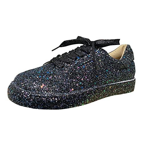 Beudylihy Merino Runners - Zapatillas deportivas para mujer, transpirables, de lana merino 3D, elásticas, ligeras, para el tiempo libre, con plantilla intercambiable, color Negro, talla 37.5 EU