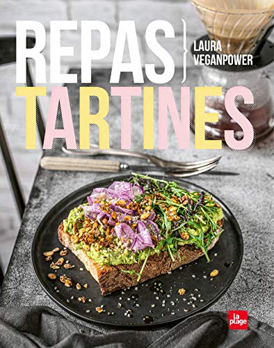 Repas tartines (French Edition)