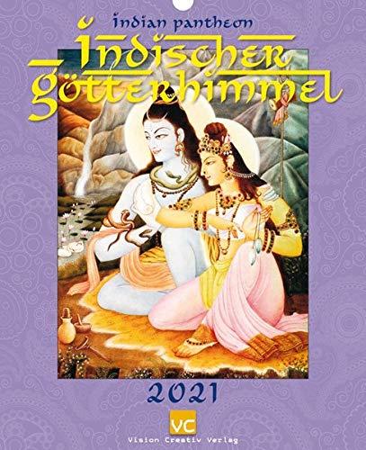Indischer Götterhimmel 2021