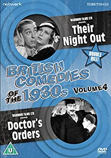 British Comedies Of The 1930s - Volume 4
