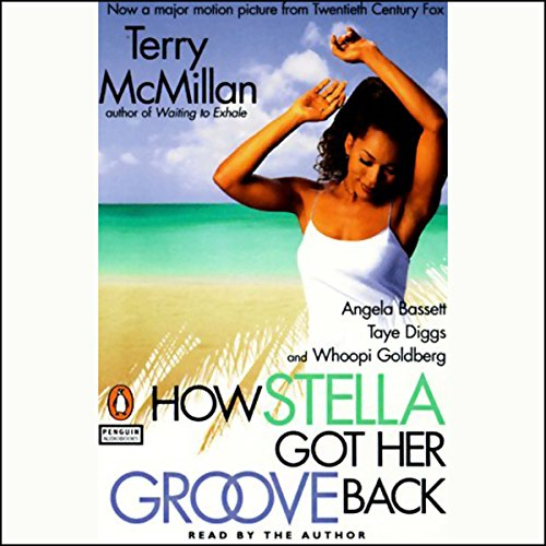 How Stella Got Her Groove Back audiobook cover art