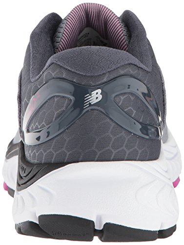 New Balance Women's 840 V4 Running Shoe, Light Grey, 8 D US 2