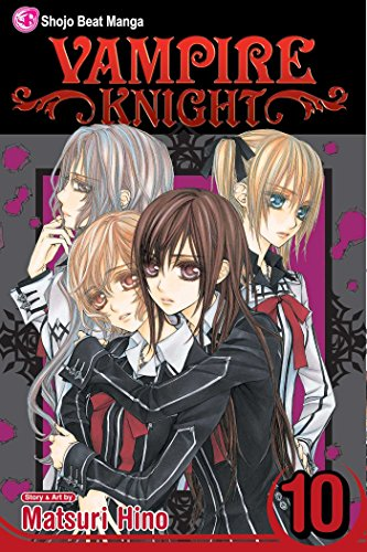 Download Vampire Knight, Vol. 10 (10) 1421535696