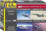 Joustra - 52320 - Coffret 100 Ans Dassault Aviation 4 MODELES -