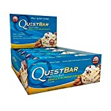 Quest Nutrition Quest Bar Protein - 12 x 60 gr Double Chocolate Chunk