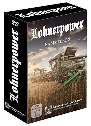 Lohnerpower Sammelbox 4 DVD´s