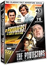 The Persuaders & The Protectors Complete Collection