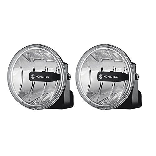 KC HiLiTES 1495 Individual Gravity G4 Amber LED Fog Light (SAE/ECE)