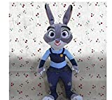 NC60 Peluches 1pc 20cm Conejo Hopps Conejo Conejo Policía Nick Animales de Peluche Regalo Nano Muñecas