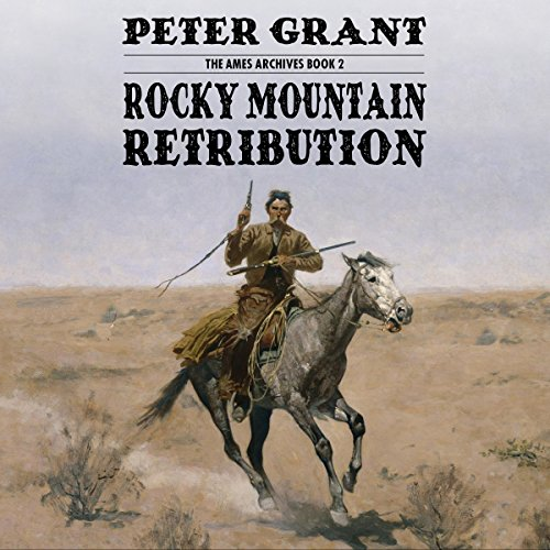 Rocky Mountain Retribution audiobook cover art