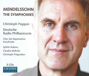 Mendelssohn, Felix: The Symphonies
