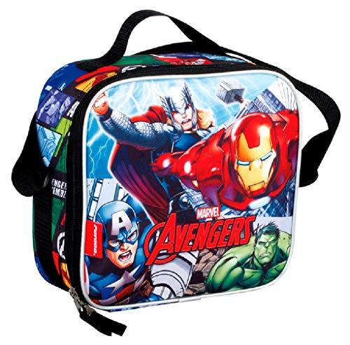 Avengers Assemble Bolso Portameriendas térmico