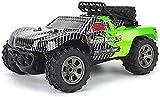 Coche RC Niños Camión de Juguete Control Remoto Coche de Escalada 4WD Vehículo Todoterreno Coche súper Grande Resistencia a caídas Deriva de Alta Velocidad Escalada eléctrica Coche Modelo de