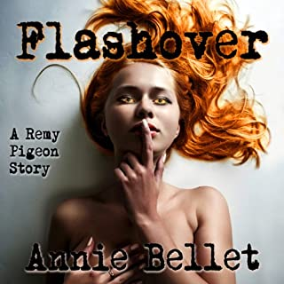 Flashover audiobook cover art