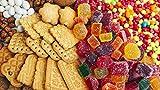Puzzel Für Erwachsenen Puzzle 1000 Teile Kind Puzzles-Süßigkeiten Keks-Aus Holz Puzzle Panorama Art DIY Leisure Game Fun Geschenk Spielzeug Geeignete Freunde Familie