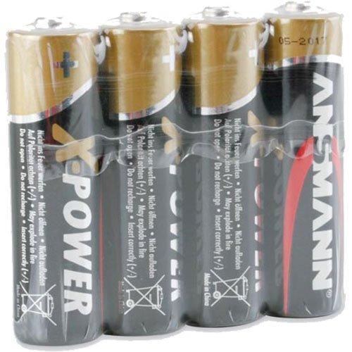 ANSMANN Alkaline Batterie ´XPower´, Mignon AA, 40er Display