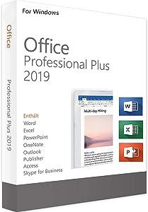 Office 2019 Professional Plus Lifetime License| PC