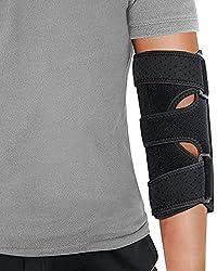 commercial Elbow braces, night arm sleep support, comfortable elbow splints, two adjustable stabilizers … tennis elbow brace