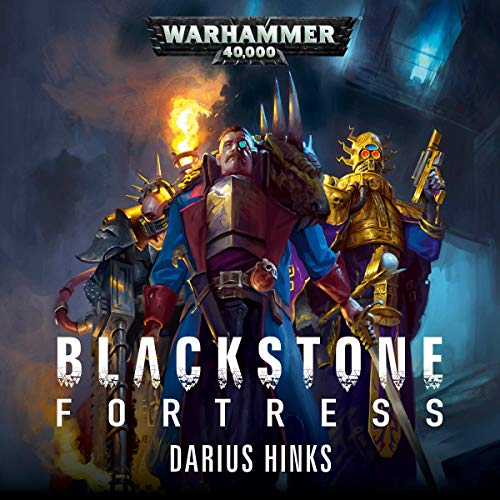 Blackstone Fortress cover art