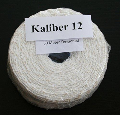 50m Kaliber 12 Bratennetz/Rollbratennetz/Räuchernetz für Einfüllrohr mit Einem Durchmesser von ca. 90 mm