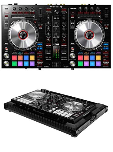 Buy Pioneer DJ DDJ-SR2 + Odyssey FRPIDDJRRBL Case Bundle Deal