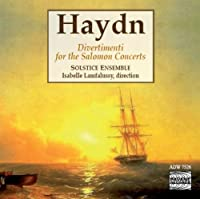 Haydn: Divertimenti for the Sa