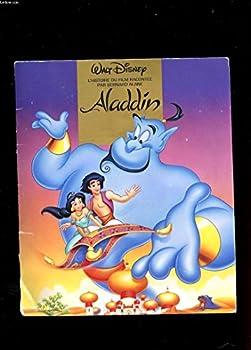Aladdin - Book  of the Disney's Wonderful World of Reading