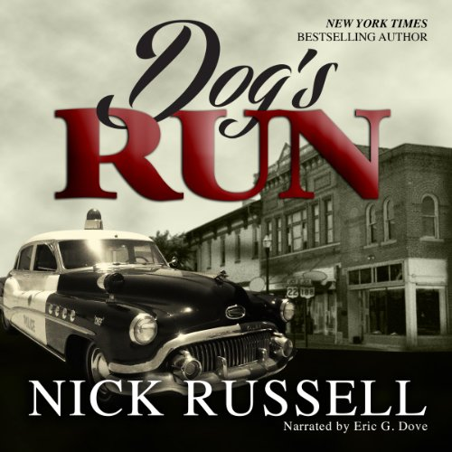 Dog's Run audiobook cover art