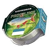 Cormoran Monofile Angelschnur-Profiline Weissfisch 400m 0,20mm 3,7kg