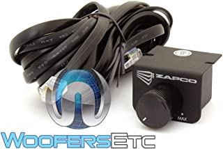 Zapco Z-BR II Remote Bass Control for The Z-II Series, Z-LX, Z-SP, and The ST-X II Series Amplifiers