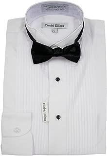 Boys Tuxedo Shirt & Bow Tie