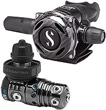SCUBAPRO Evo Scuba Diving Regulator (MK25 EVO / A700 Carbon DIN)