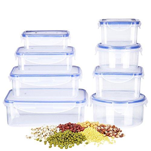 recipientes de plástico para las hormigas