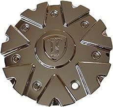 Borghini B14 CS419-D2P Chrome Wheel Center Cap