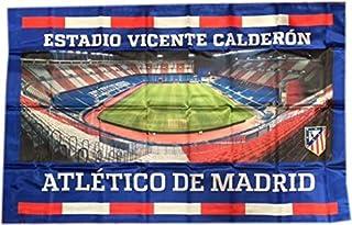 Bandera Atlético de Madrid Estadio Vicente Calderon 100x150