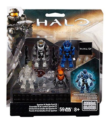 Mega Construx Halo Spartan IV Battle Pack III