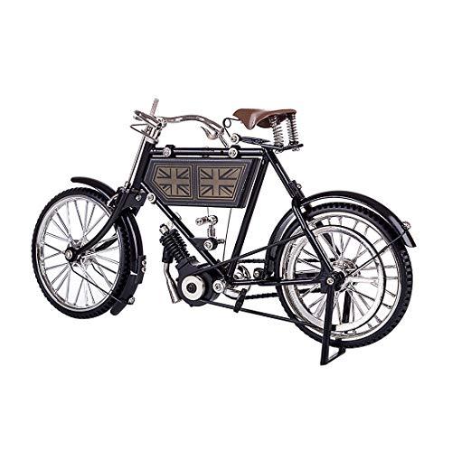 MOEGEN Puzzle Meccanico 3D in Metallo, Bicicletta Modellismo Giochi di Costruzione Kit per Adulti & Bambini per Domestico Ornamenti - FS-0157